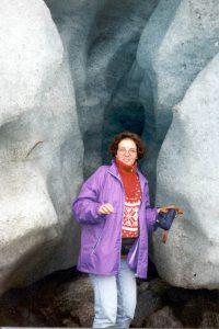 Morteratsch Gletsjerpark, Morteratsch, Zwitserland, Juni 1994