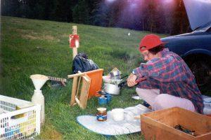 Maitre Tanja, St. Moritz, Zwitserland, Juni 1994