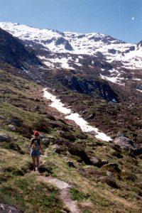 Surlej St. Moritz Zwitserland, Juni 1994