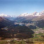 Muottas Muragl,Oberen Engadin,Zwitserland, Juni 1994