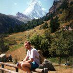 MatterhornZermatt ZwitserlandAugust 1993