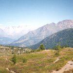 SimplonpasBrig  ZwitserlandAugustus 1993