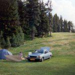 Camping St. MoritzZwitserland, Juni 1994