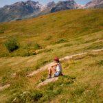 LauchneralpLötschentall  ZwitserlandAugustus 1993