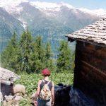 Ulrichen,Rhonedal,Zwitserland, Juni 1994