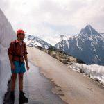 Rhonegletsjer,Furkapass,Zwitserland, Juni 1994
