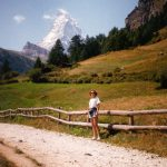MatterhornZermatt  ZwitserlandAugustus 1993