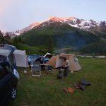 Camping Fafleralp